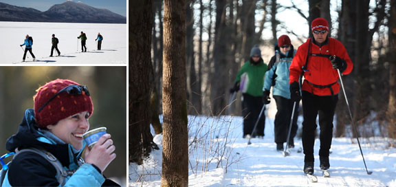 L.L.Bean Outdoor Discovery Schools®: Cross-Country Skiing