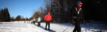Cross-Country Skiing at L.L.Bean