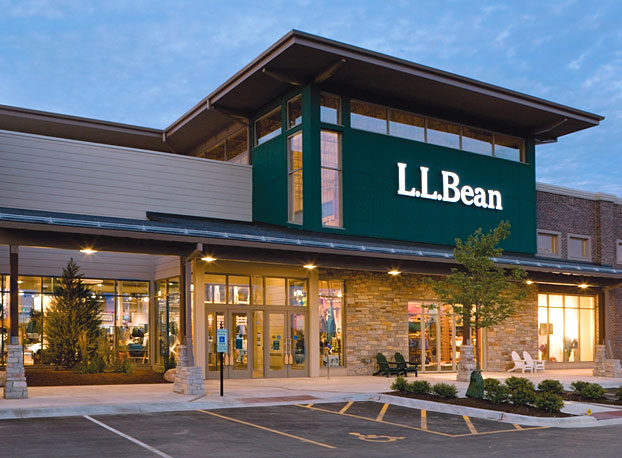 L.L.Bean Retail Store, South Barrington, IL