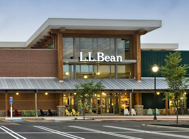 L.L.Bean Retail Store, South Windsor, CT