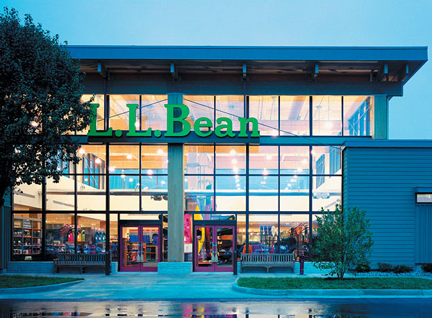 L.L.Bean Retail Store, Tysons Corner Center, VA