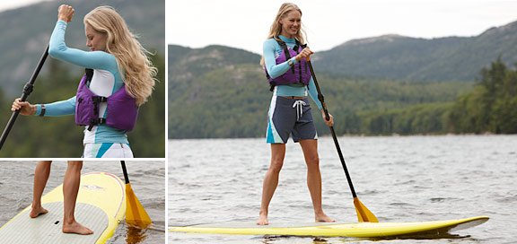 L.L.Bean Outdoor Discovery Schools&174;: Stand-Up Paddleboarding