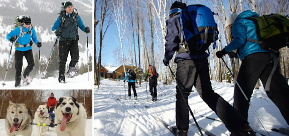 L.L.Bean Outdoor Discovery Schools®: Multisport Winter Adventures