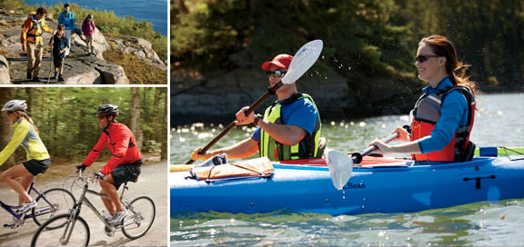L.L.Bean Outdoor Discovery Schools®: Multisport Adventures