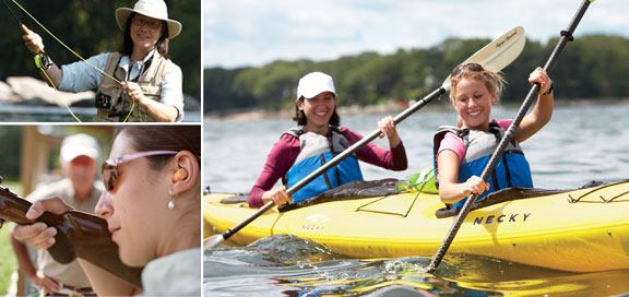 L.L.Bean Outdoor Discovery Schools®: Women's-Only Adventures