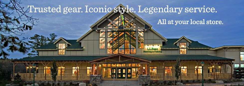 337cb448c5a6 Visit the L.L.Bean Retail Store or Outlet Near You