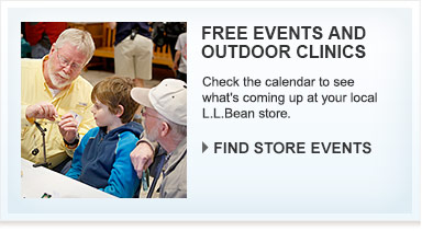 Free Events and Outdoor Clinics. Check the calendar to see what's coming up at your local L.L.Bean store.