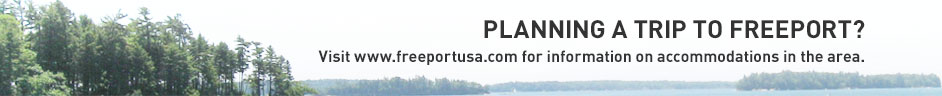 Planning a trip to Freeport Maine? Visit www.freeportusa.com.